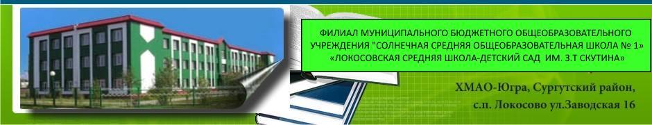 Локосовская СШ-ДС им.З.Т.Скутина